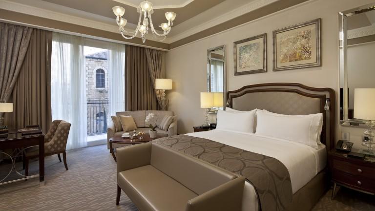 El waldorf astoria de jerusal n entre los 10 mejores for Los mejores hoteles boutique del mundo