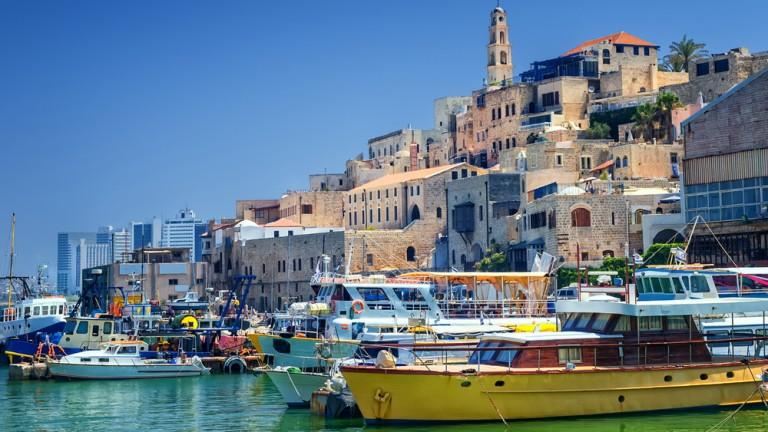 Jaffa, o Yafo, ha sido parte del municipio de Tel Aviv desde 1950. Foto www.shutterstock.com