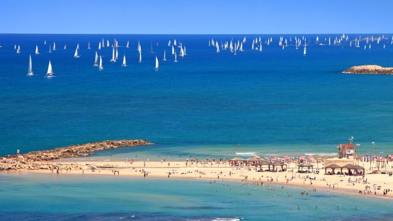 Las playas son uno de los principales atractivos de la ciudad. Foto www.shutterstock.com