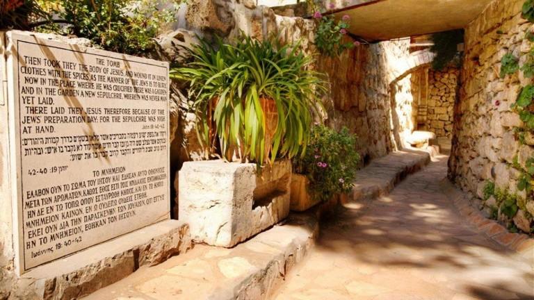 10 sitios cristianos para visitar en semana santa israel21c - Jardin de chen ...