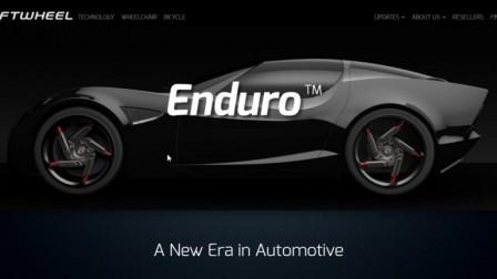 La llanta Enduro es más eficiente energéticamente, mejora la maniobrabilidad, brinda más seguridad y es más ligera.