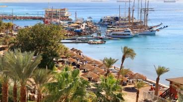 Panorámica de Eilat. Foto de Shutterstock.com.