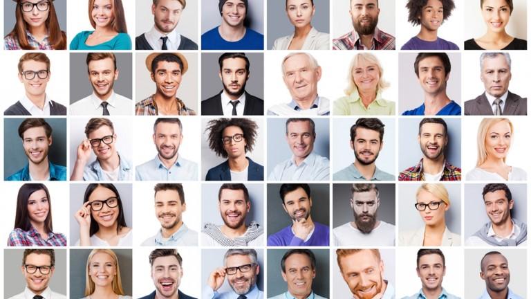 ¿Qué revela su cara ante otros? Foto vía Shutterstock.com.