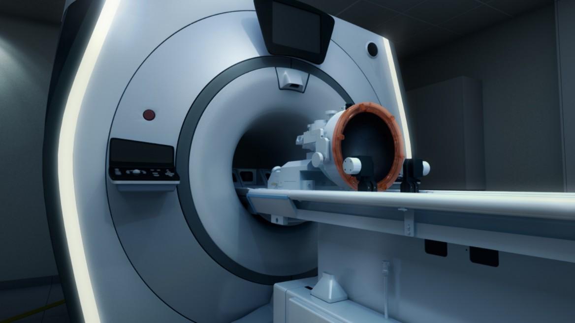 La resonancia magnética de la próstata se puede beber