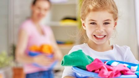 Máquina podría  ser la solución para quienes no pueden, no quieren o no les gusta doblar la ropa después de lavarla. Foto cortesía.
