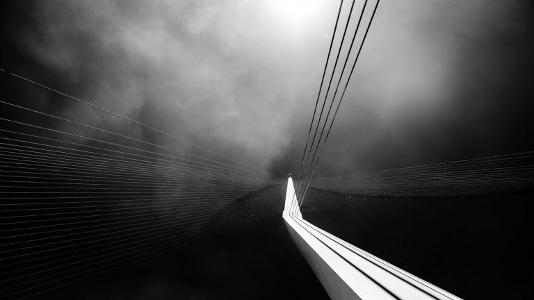 """""""Puente de Calatrava"""", por Dor Kedmi."""