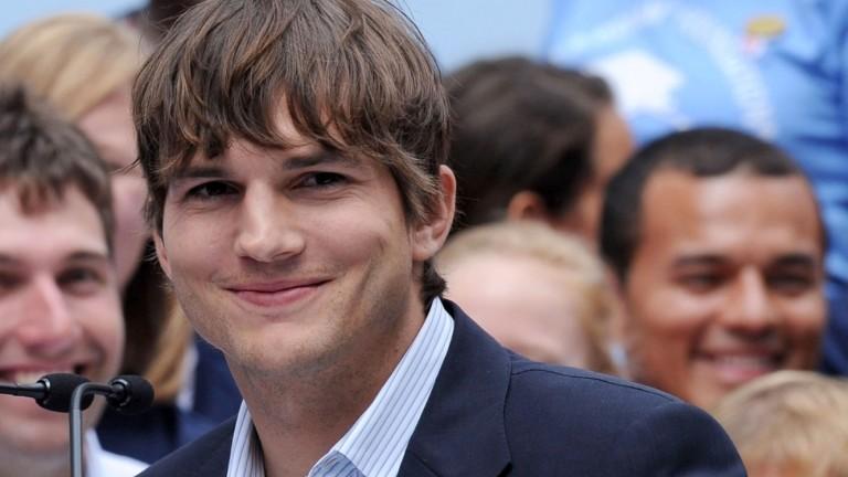 Ashton Kutcher. Foto de Everett Collection/Shutterstock.com.