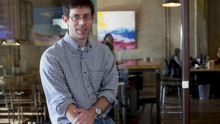 Ben Wiener, socio director de Jumpspeed Ventures. Foto de Brian Doben.