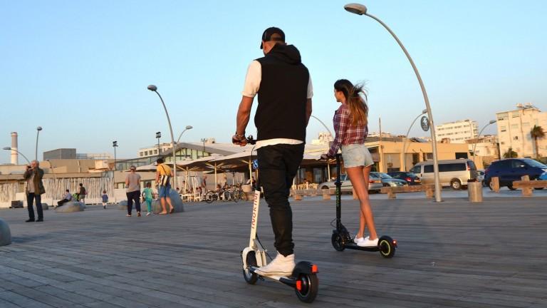 Transporte urbano con un enfoque ecológico. Cortesía de Inokim Israel.