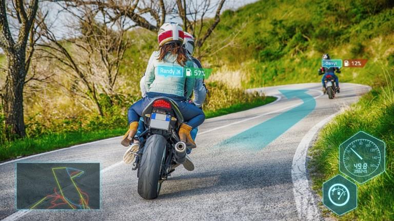 RideOn llevará la realidad aumentada a una variedad de deportes. Cortesía.