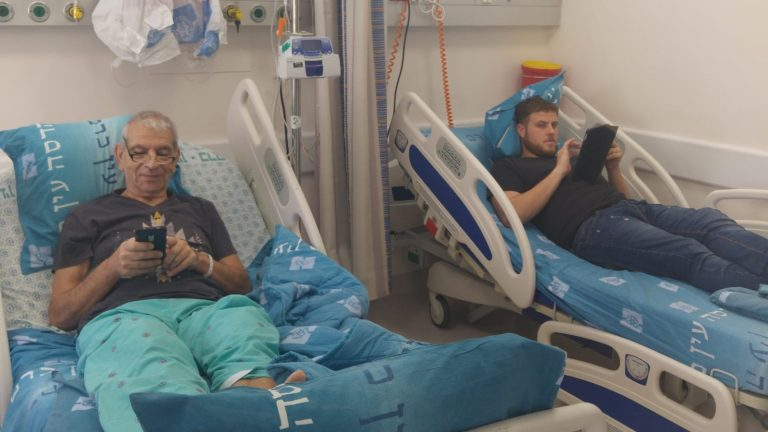 Un hospital de Israel hizo el primer trasplante de venas vivas   ISRAEL21c
