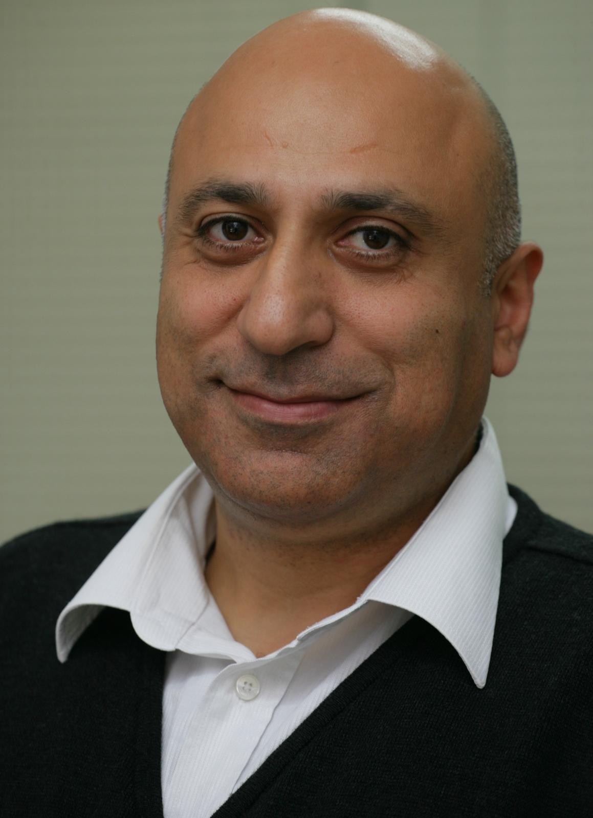 El profesor Yair Ein-Eli